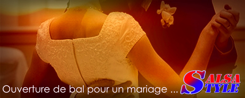 Animation MARIAGE (Ouverture Bal)