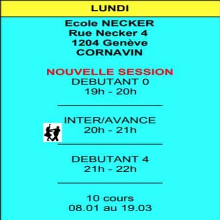 Lundi Necker (Gare)