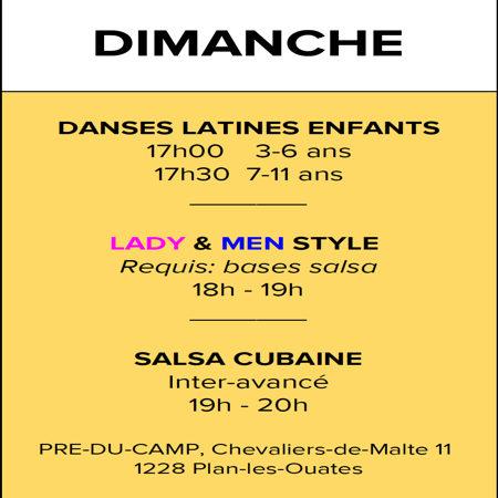 Dimanche (Plan-les-Ouates)