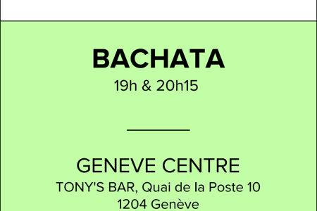 Mardi Tony's Bar (Bachata)