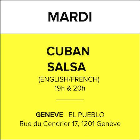 Mardi SALSA (EL Pueblo)