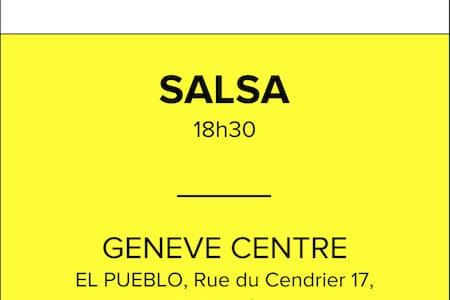 Lundi Genève Centre (PUEBLO)