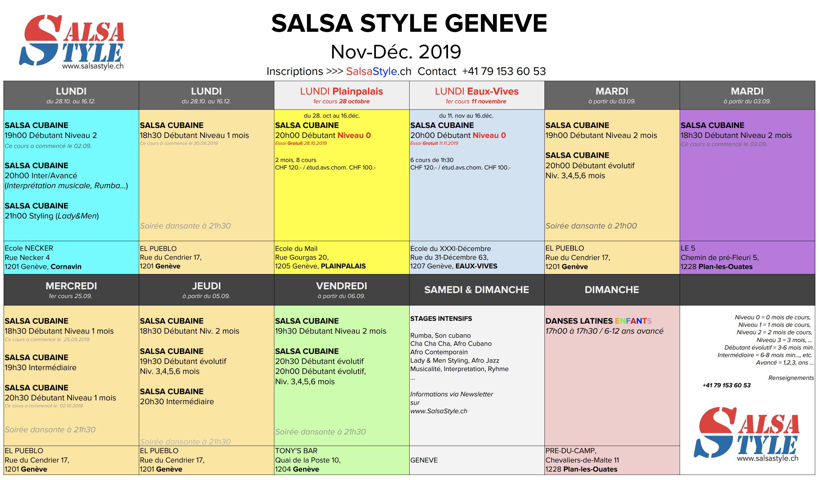 2019 NOV SALSA salsastyle.ch