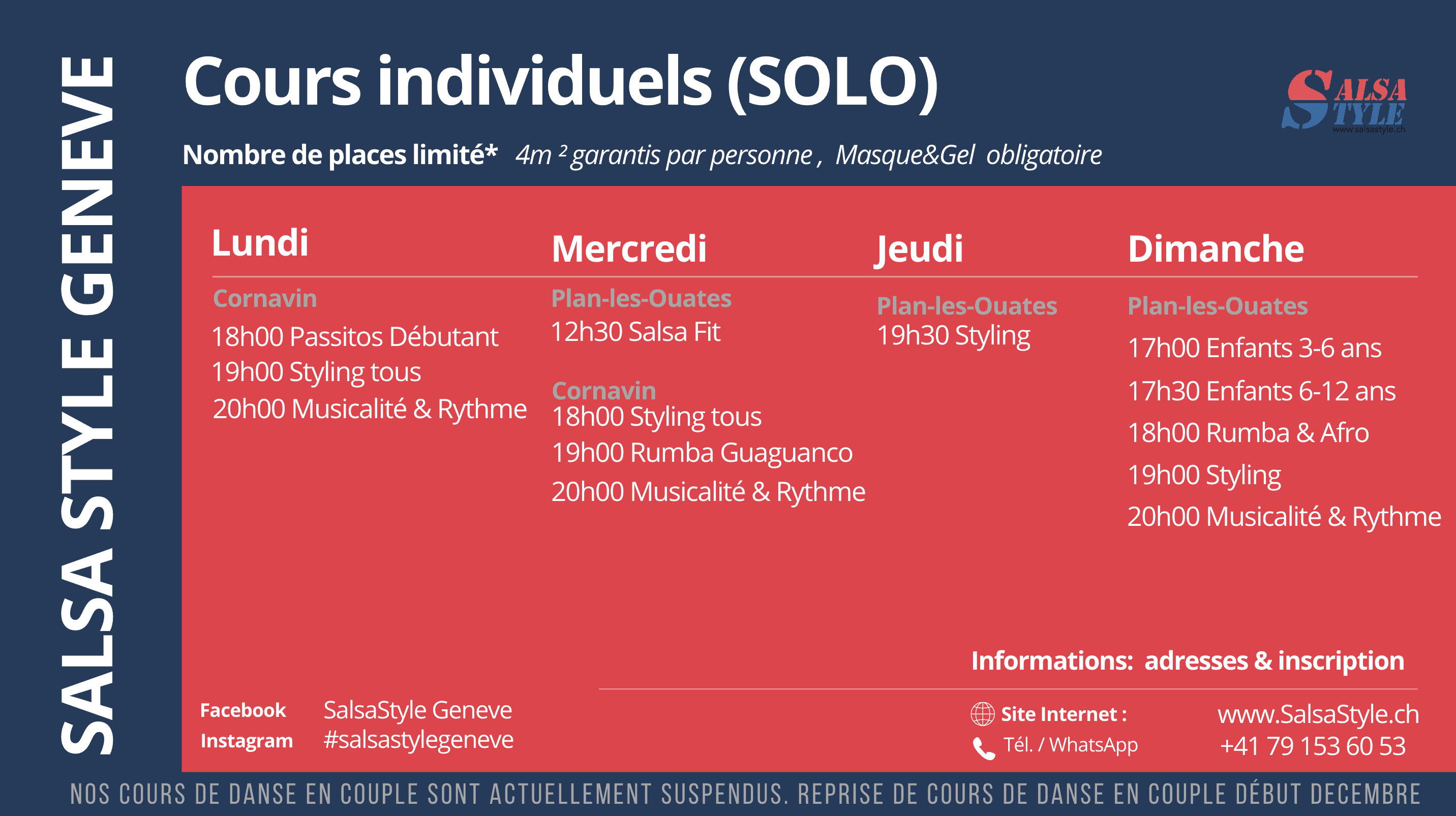 SalsaStyle Geneve NOV 2020