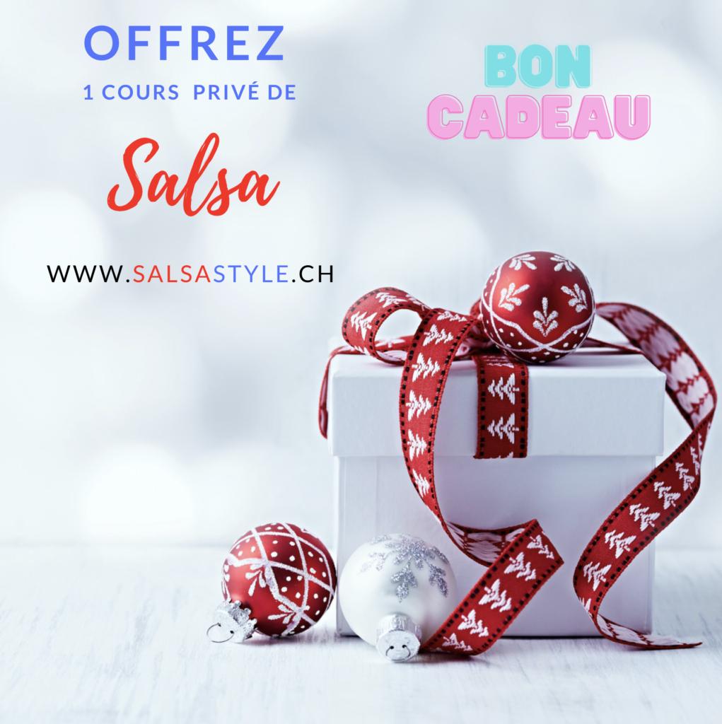 Bon Cadeau 2020 salsastyle.ch