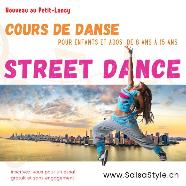 street dance 8-15