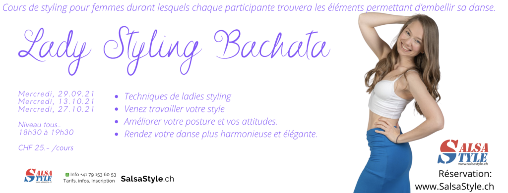 Lady Styling Bachata oct 2021 SalsaStyle.ch